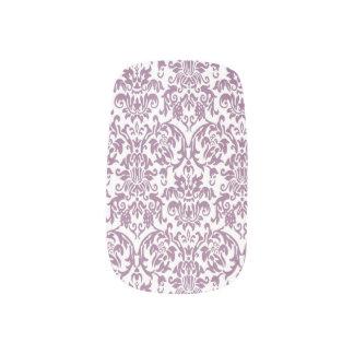 Damastast barocka mönsterslynalilor) nagel art