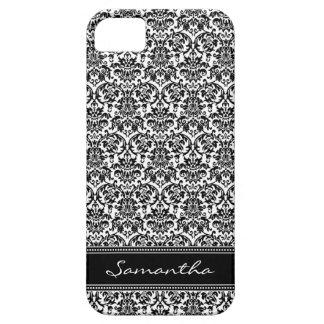 Damastast Fodral-Kompis för mönsteriPhone 5 fodral iPhone 5 Cases