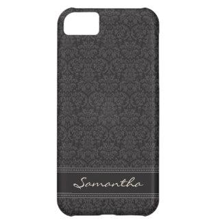 Damastast Fodral-Kompis för mönsteriPhone 5 fodral iPhone 5C Fodral