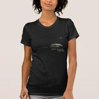 Damer - Karl Broadie - grenar (formgivare) T-shirt
