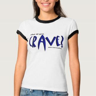 Damer kräver RingerT-tröja T-shirt