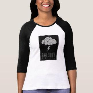 Damer mufde den BStorm utrustningen Tee Shirt