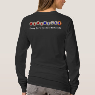 Damlångärmadskjorta T Shirt