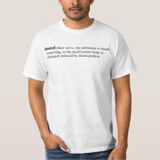 Dammat av t-shirt