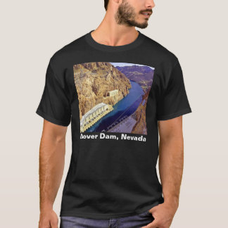 Dammsugarefördämning, Nevada manar mörka T-tröja T Shirts