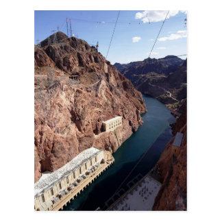 DammsugarefördämningSpillway, Arizona vykort