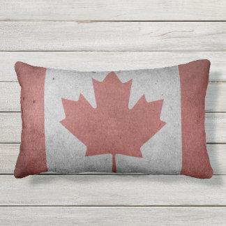 Dämpar den utomhus- uteplatsen för Kanada Prydnadskudde