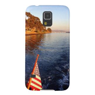 Dana Point brygga Galaxy S5 Fodral