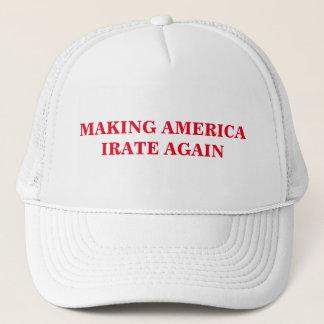 Danande ilskna Amerika igen Truckerkeps