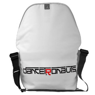 Dancetronauts messenger bag