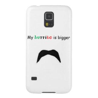 DancingMustache burrito Galaxy S5 Fodral