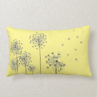 Dandelion flowers prydnadskuddar