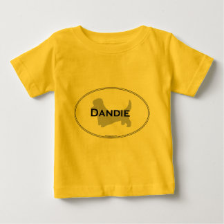 Dandie Oval T Shirts