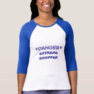 *Danger*ytterlighetshoppare Tshirts