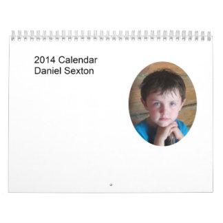 Daniel 2014 kalender II
