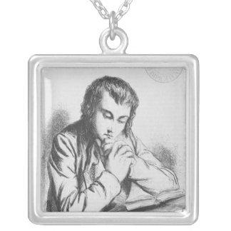 Daniel d'Arthez Silverpläterat Halsband