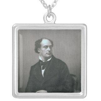Daniel Maclise, Esq. RA Silverpläterat Halsband