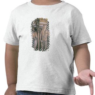 Daniel och Isaiah i tvist, sexhörnig sockel Tshirts