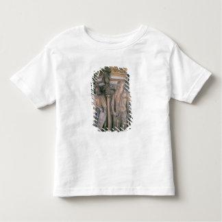 Daniel och Isaiah i tvist, sexhörnig sockel Tee Shirt
