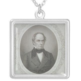 Daniel Webster Silverpläterat Halsband