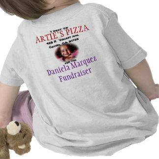 Daniela Fundraiser T-shirt