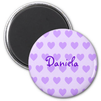 Daniela i lilor magnet