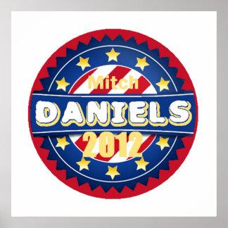 Daniels 2012 AFFISCHtryck Poster