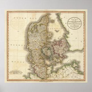 Danmark 11 print