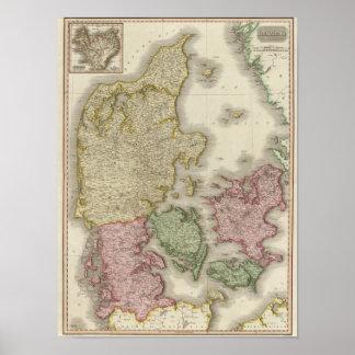 Danmark 3 poster