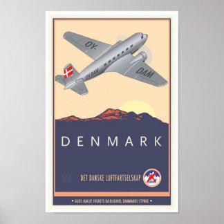 Danmark Affischer