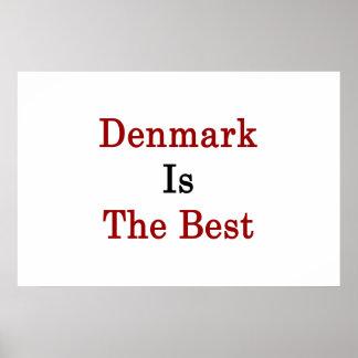 Danmark är det bäst affischer