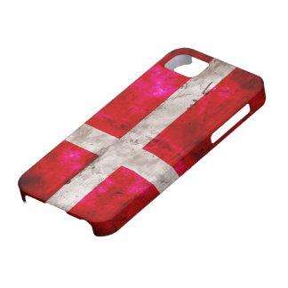 Danmark flagga iPhone 5 cases