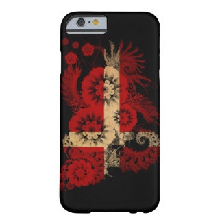 Danmark flagga barely there iPhone 6 fodral