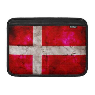 Danmark flagga sleeve för MacBook air
