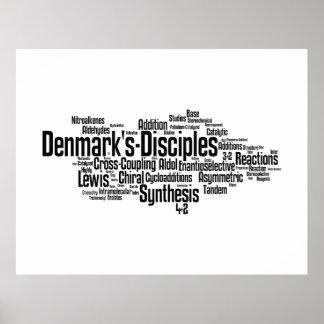 Danmark lärjungar poster