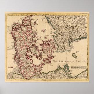 Danmark och sverige poster