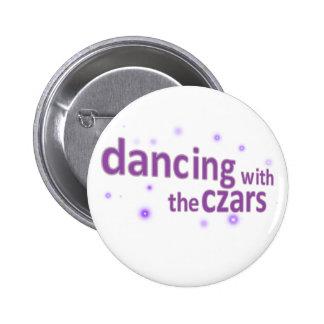 Dansa med tsarna standard knapp rund 5.7 cm