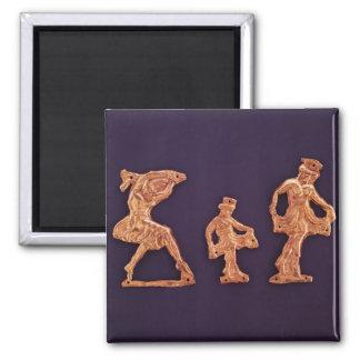 Dansare av gudinnademeteren magnet