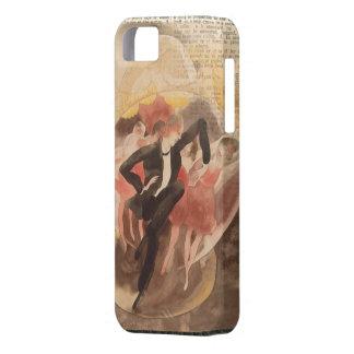 Dansare och kör c.1918 för JazzålderVaudeville iPhone 5 Skal