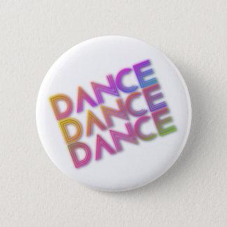 Dansdansdansen knäppas standard knapp rund 5.7 cm