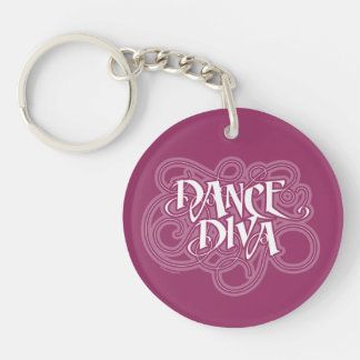 DansDiva Keychain