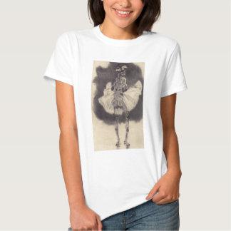 Dansen av död vid Felicien Rops T Shirts
