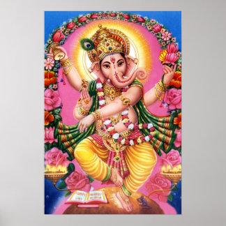 DansLord Ganesha Poster