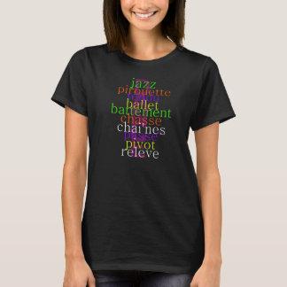 Dansterminologitshirt T-shirt
