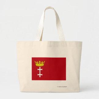 Danzig - Gdansk flagga Tygkasse