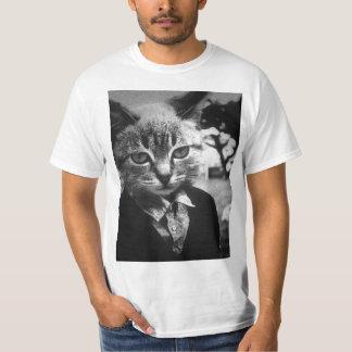 Dapper katt tshirts