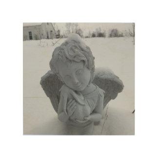 Där där, bebiskanin…, Ängelkonst Trätavla