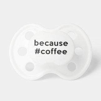 Därför att kaffe napp