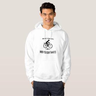 """""""Därför för manar pedal"""" hoodies Sweatshirt"""
