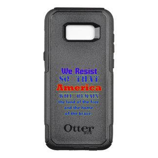 Därför vi motstår. För Amerca OtterBox Commuter Samsung Galaxy S8+ Skal